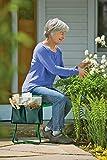 Garden Tool Pouch For Kneeler Seat, Green
