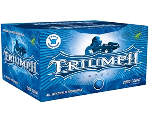 - X-Ball Triumph Paintball 2000 Count