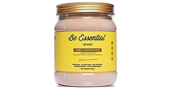 Be Essential Whey Concentrate - 650 gr: Amazon.es: Salud y ...