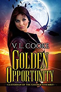 Golden Opportunity by V. L. Cooke ebook deal