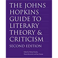 The Johns Hopkins Guide to Literary Theory and Criticism 2e