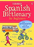 Cover of Usborne Spanish Dictionary For Beginners