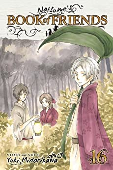 Natsume's Book of Friends , Vol. 16 (Natsume's Book of Friends) by [Midorikawa, Yuki]
