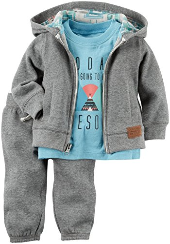 Carters Baby Boys Sets 127g182
