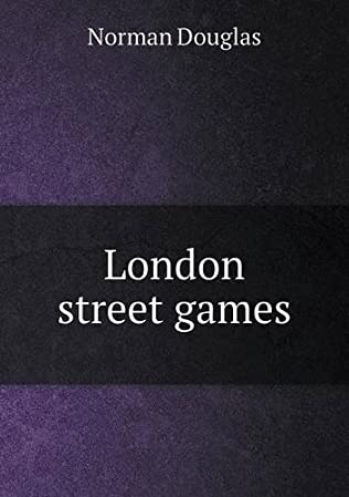 book cover of London Street Games