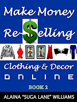 Make money re selling clothing decor online for Can you make money selling t shirts online