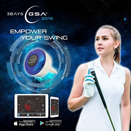 3Bays GSA- Zone Golf Swing Analyzer