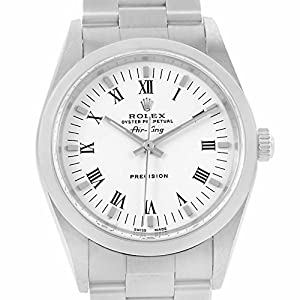 Rolex Air-King automatic-self-wind mens Watch 14000 (Certified Pre-owned)
