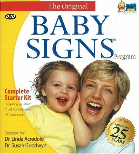 Baby Signs Complete Starter Kit: Everything You Need to Get Started Signing With Your Baby by Baby Signs