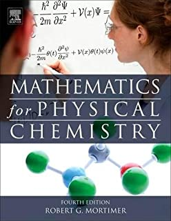 Physical chemistry robert g mortimer 9780805345599 amazon books mathematics for physical chemistry fourth edition fandeluxe Image collections