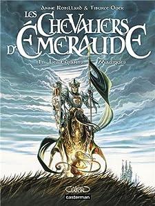 """Afficher """"Chevaliers d'Emeraude (Les) n° 1<br /> enfants magiques (Les)"""""""
