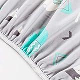 BROLEX Stretch-Fitted-Bassinet-Sheet-Set 2 Pack