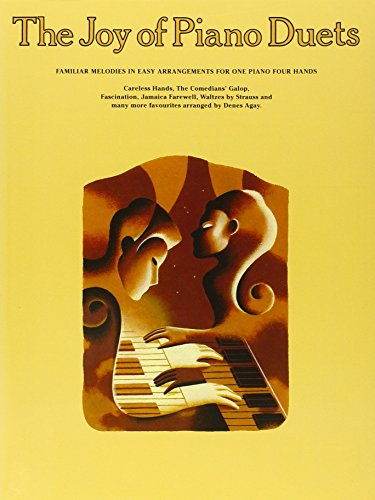 The Joy Of Piano Duets (Music) (Joy Books (Music Sales))