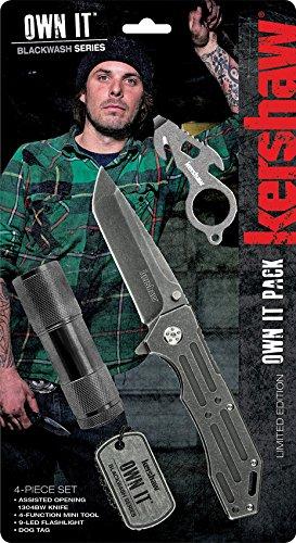 Cheap Kershaw KS1304B Own It Light Pack Hunting Knives