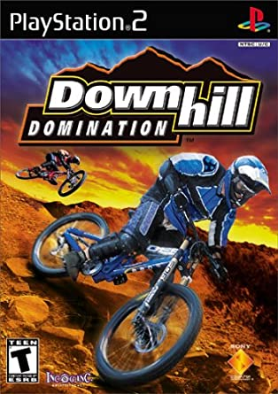 Downhill domination video