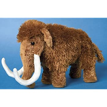 """Everett Wooly Mammoth 8"""" by Douglas Cuddle Toys"""
