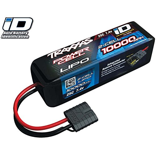 Traxxas 10000mAh 7.4V 2-Cell 25C Lipo Battery (Traxxas Summit Battery Lipo)