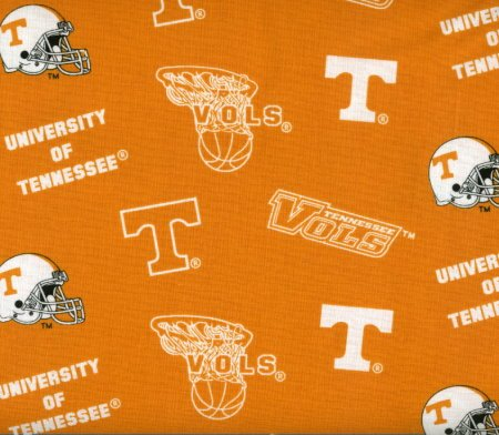 University of Tennessee By Sykel - 100% Cotton, 44