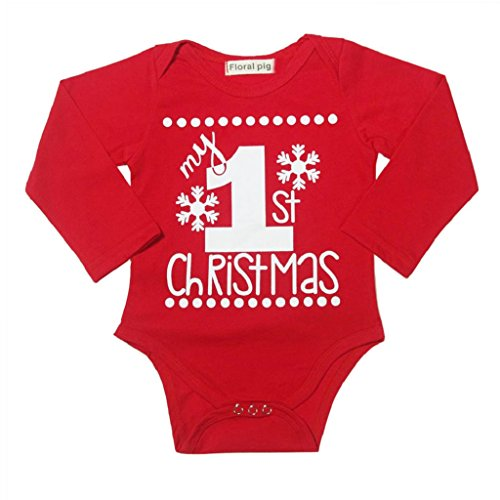 Christmas-JumpsuitLaimeng-Unisex-Child-Baby-Long-Sleeve-Letter-Snowflake-Rompers-Jumpsuit-Clothes
