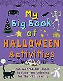 Best Halloween Crafts - My Big Book of Halloween Activities: Fun Decorations Review