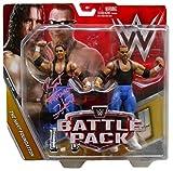 #6: Bret Hart Signed WWE Hart Foundation Battle Pack Figures Hitman JSA