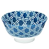 Japanese rice bowl, Porcelain, lucky charm patterns (