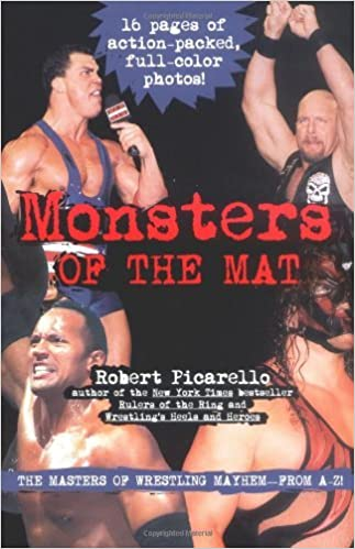 Book Monsters of the Mat by Robert Picarello (2002-08-05)