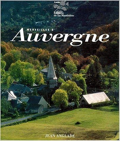 Lire en ligne Merveille de l'Auvergne pdf