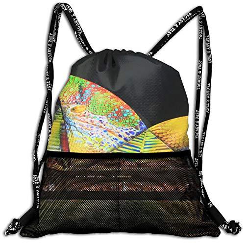 Drawstring Backpacks Sydney Theatre Leisure Bundle Backpack Beam Backpack Sport Gym Travelling Bag ()