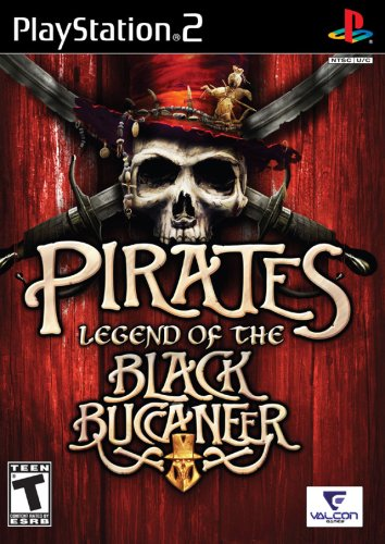 Pirates: Legend of the Black Buccaneer - PlayStation 2