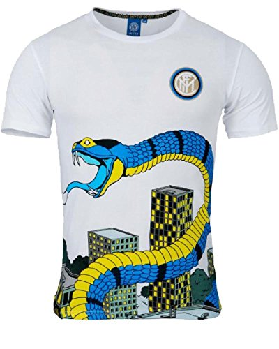 Adulto Ps Fc Abbigliamento Sabor T Inter Calcio Biscione Ufficiale Internazionale 27204 shirt nEFO4g