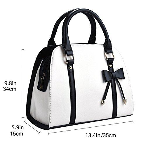 sac en mian à shopping bandoulière portés femme Beige épaule Sac sac cuir à main femme sac Coofit femmes AZOIqO