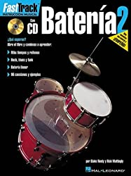 Fast Track Bateria 2 Drums Book/Cd (Fast Track Music Instruction)