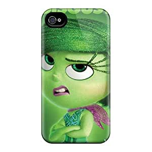 Best Cell-phone Hard Covers For Iphone 4/4s (JIG8139RtTo) Custom Attractive Inside Out Skin