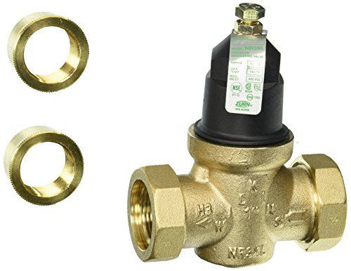 zurn wilkins gidds 483260lf pressure reducing valve with integral bypass check valve and. Black Bedroom Furniture Sets. Home Design Ideas
