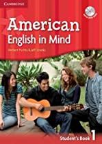 BOOK American English in Mind Level 1 Student's Book with DVD-ROM [R.A.R]