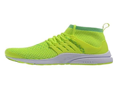 Calcetines Zapatos Aire Flyknit Mosca línea Ultra Deportivo Running Hombres Zapatos High-Top Zapatos Royal Azul: Amazon.es: Libros
