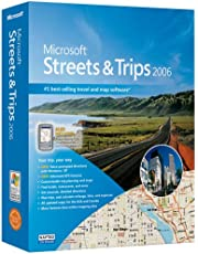 Microsoft Streets and Trips 2006 [OLD VERSION]