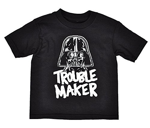 Star Wars Toddler Trouble T shirt