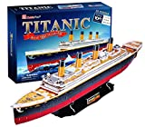 Cubic Fun Titanic(large), 113 pieces