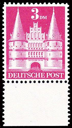 germany-scott-660-3m-holsten-gate-lubeck-unused-lightly-hinged