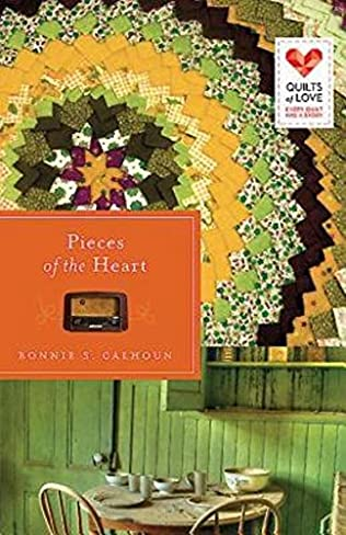 book cover of Pieces of the Heart