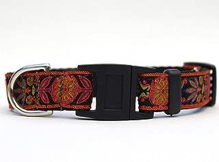 product image for Diva-Dog ~ Surf Cat 'Venice Ink' Break-Away Cat Collar