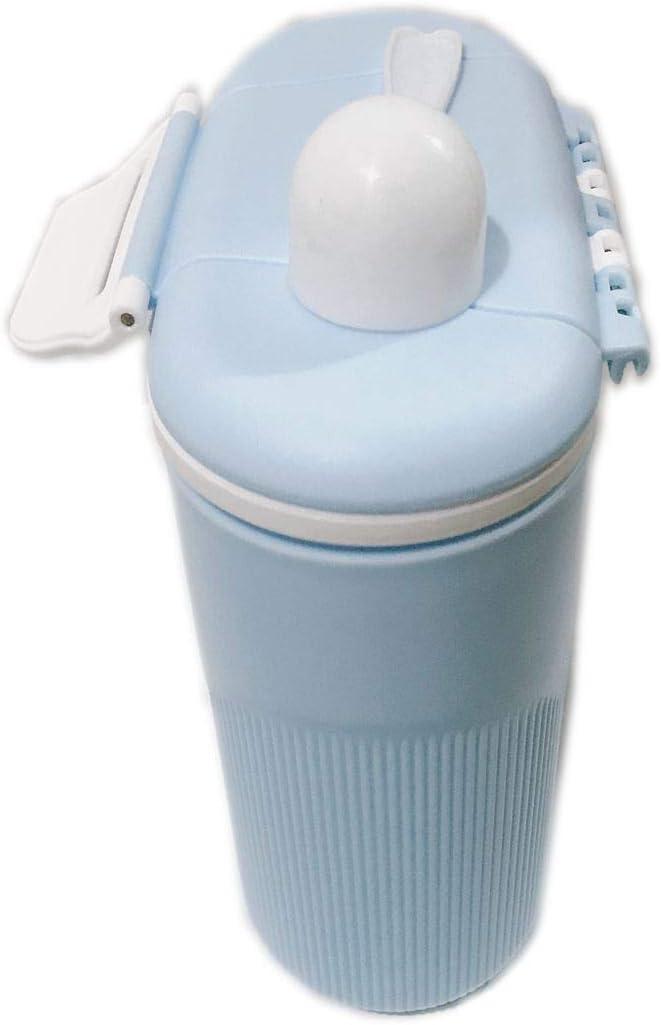 Qiajie lait pour b/éb/é portable Distributeur de poudre avec une cuill/ère Conteneur pour aliments pour les enfants Stockage b/éb/é