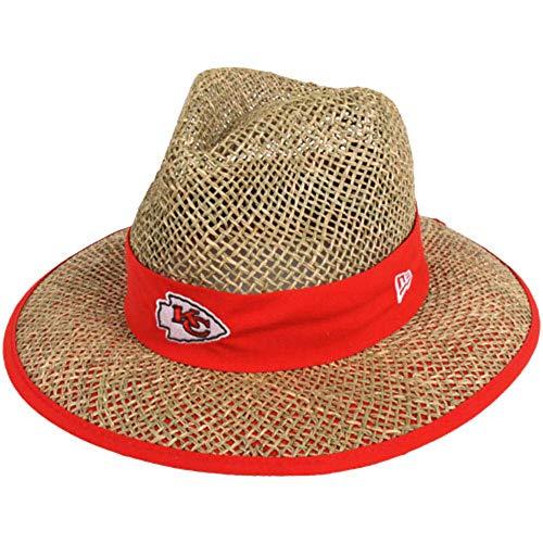 New Era Men's NFL Natural On Field Training Camp Hat (Kansas City Chiefs)