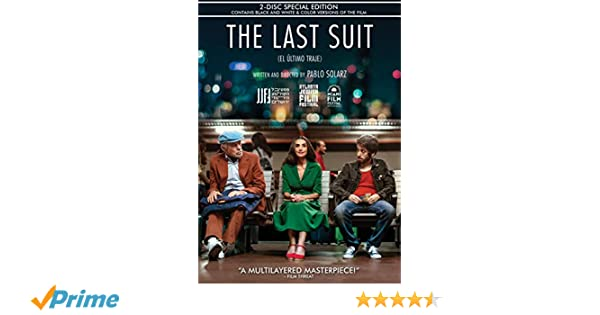 Amazon.com: The Last Suit: Miguel Angel Sola, Martin ...