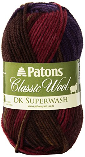 Spinrite Classic Wool DK Yarn, Autumn Spice