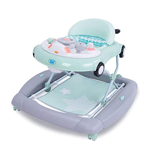 DMMW Andador para Bebé Multifuncional Actividad Walker ...