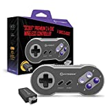 "Hyperkin ""Scout"" Premium 2.4 GHz Wireless Controller for SNES Classic Edition/ NES Classic Edition"