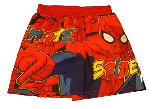 Marvel Baby Boys' Spiderman Swim Trunks (18 Months)